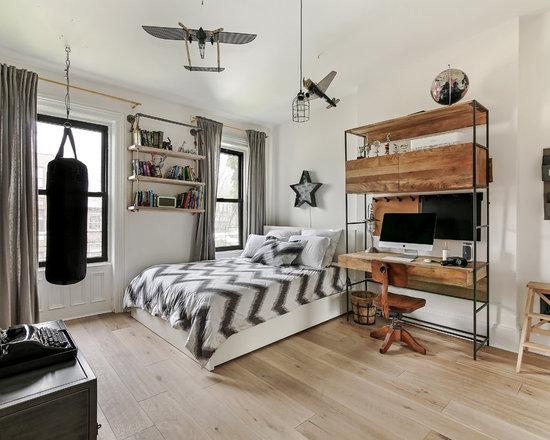 craftsman kids' room design ideas, remodels & photos