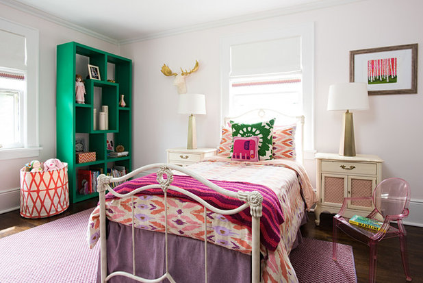 Transitional Kids by Roost Interiors