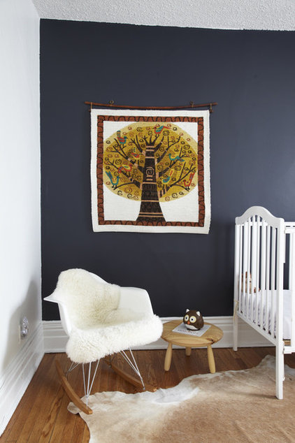 eclectic kids by Jenn Hannotte / Russet and Empire Interiors