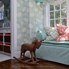 Eclectic Kids by A. Peltier Interiors