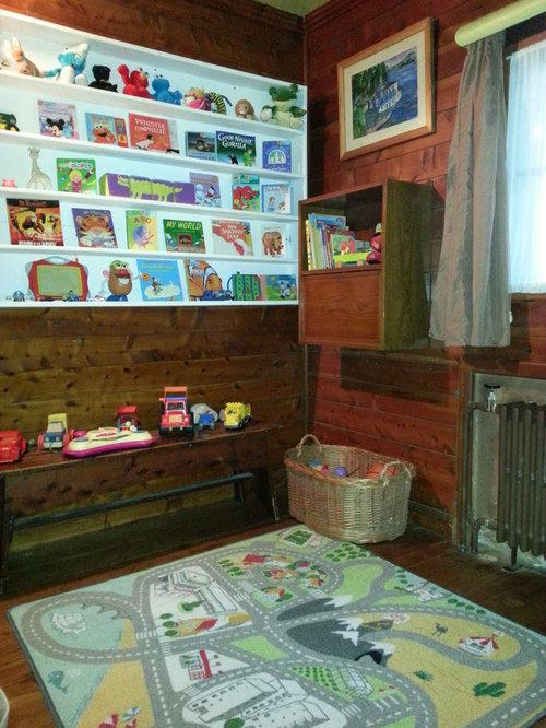 Rustic kids 39 room and nursery design ideas renovations for Rustic kids room