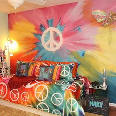 Eclectic Kids by Murals and more by Patrice