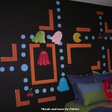 Modern Kids by Murals and more by Patrice