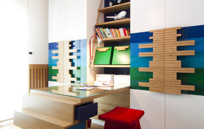 Kids' Study Spaces Earn High Marks