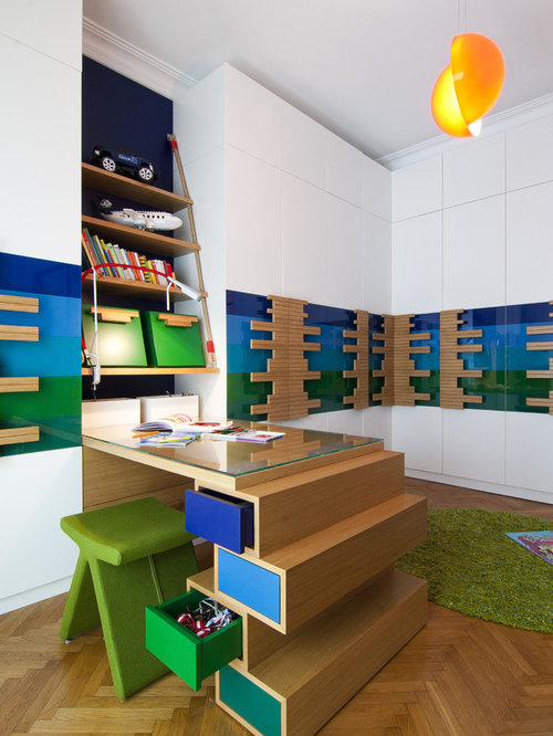 Ideas For Designing A Study Room: Study Table Ideas, Pictures, Remodel And Decor