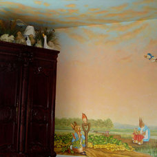 Eclectic Kids by Visionary Mural Co.