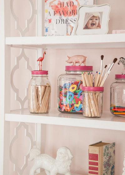 Éclectique Chambre d'Enfant by Caitlin Wilson Design
