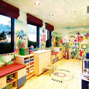 Immagine di una stanza dei giochi design