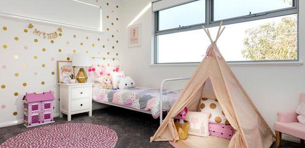 11 Combinaisons De Couleurs Pour Les Chambres De Petites Filles