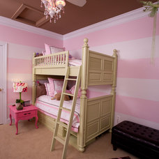 Traditional Kids by Pierre Jean-Baptiste Interiors