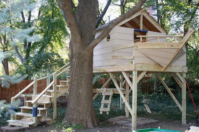 Traditional Kids by North Star Carpentry