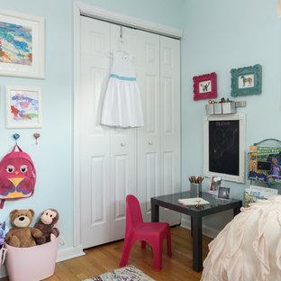 Playful Girl's Bedroom
