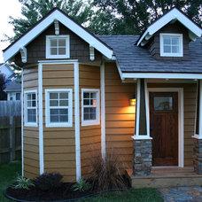 Craftsman Kids by Dream Rooms Home Remodeling, LLC