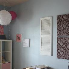 Traditional Kids Playroom