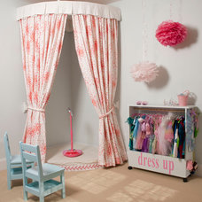 Traditional Kids by Liz Carroll Interiors