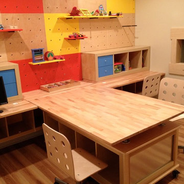 Playroom (multi-use)