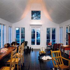 Rustic Kids by SemelSnow Interior Design, Inc.