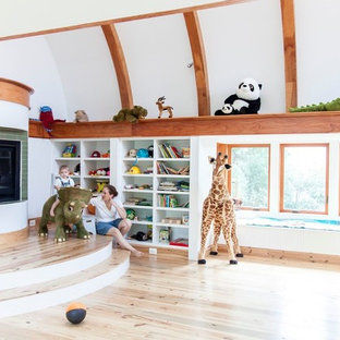 Playroom with Stage