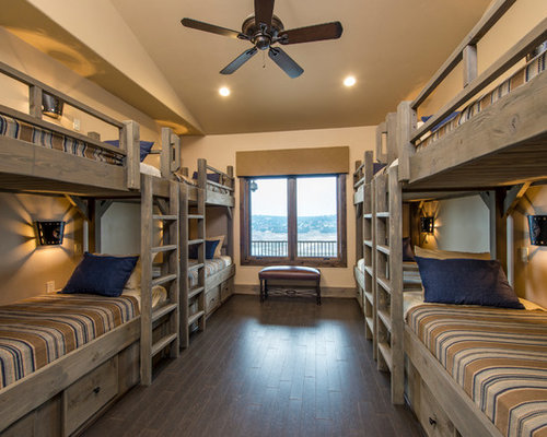 Bunkhouse Design Ideas