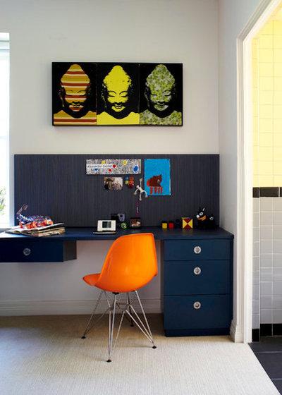 コンテンポラリー 子供部屋 by Scott Weston Architecture Design PL