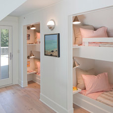 Beach Style Kids by Francesca Owings Interior Design