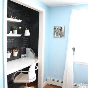 Pre-tween Girls room