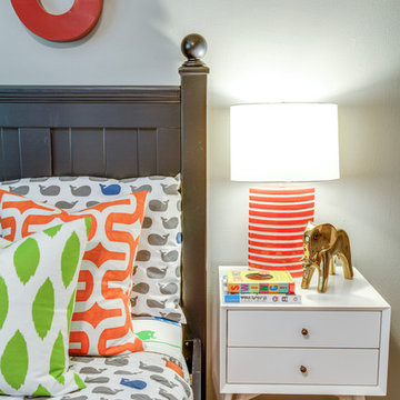 Preston Hollow Bungalow Kid's Room