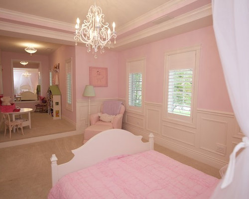 Pink chicago kids 39 room design ideas renovations photos for Rooms for kids chicago