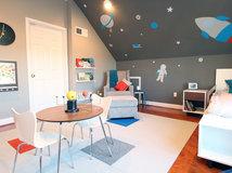 13 Kreative Ideen Für Die Wandgestaltung Im Kinderzimmer