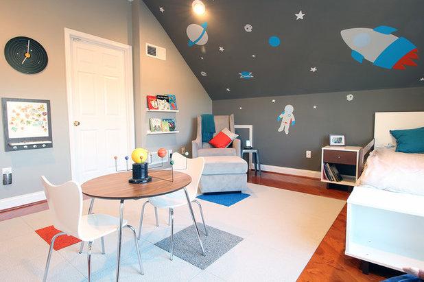 Modern Kinderzimmer Princeton Residential