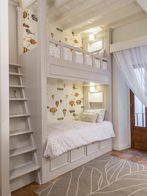 Foto e idee per camerette per bambini cameretta per - Foto letto a castello ...
