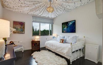 8 Dreamy Kids' Bedroom Ceilings to Stir Imagination