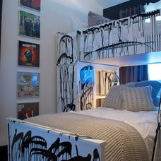 Contemporary Kids by Star Michael Interior Design