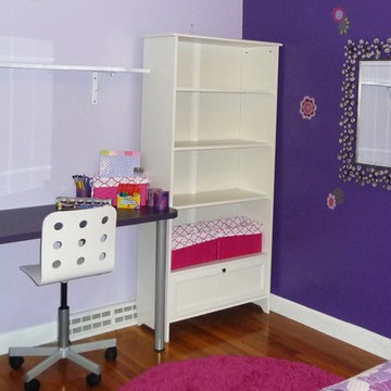 Purple Girls Bedroom 2