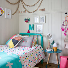 Eclectic Kids by Walk Among The Homes