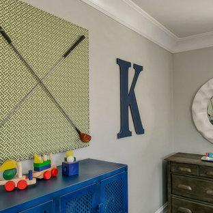 RANCHO CUCAMONGA Interior Design by Imagine: Taylor Canyon Toddler Room