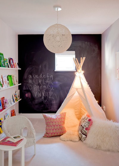 Eklektisch Kinderzimmer by The Cross Interior Design