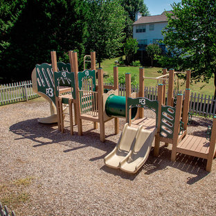 Recycled Playground at the Plantation and Preserve at Brookwood