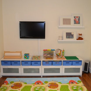 Redmond Nursery & Playroom Design