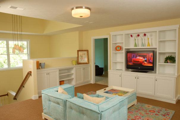 Eclectic Kids by Troxel Custom Homes