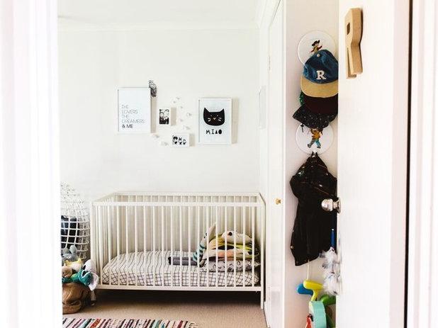 Leseecke kinderzimmer  Gemütliche Leseecke für ein Kinderzimmer im skandinavischen Stil