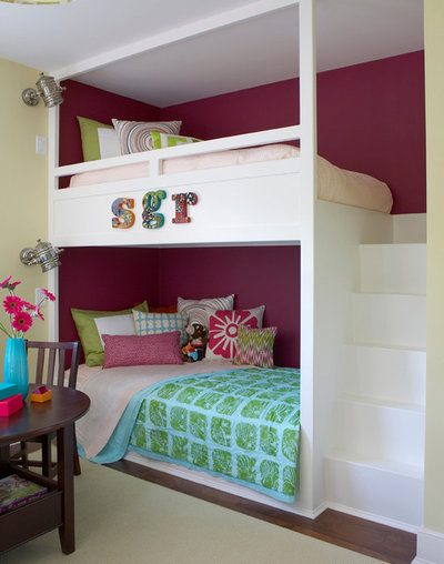 Clever Kids Rooms 9 Inventive Ideas For Bunk Beds