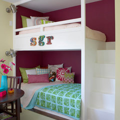 eclectic kids by Rachel Reider Interiors
