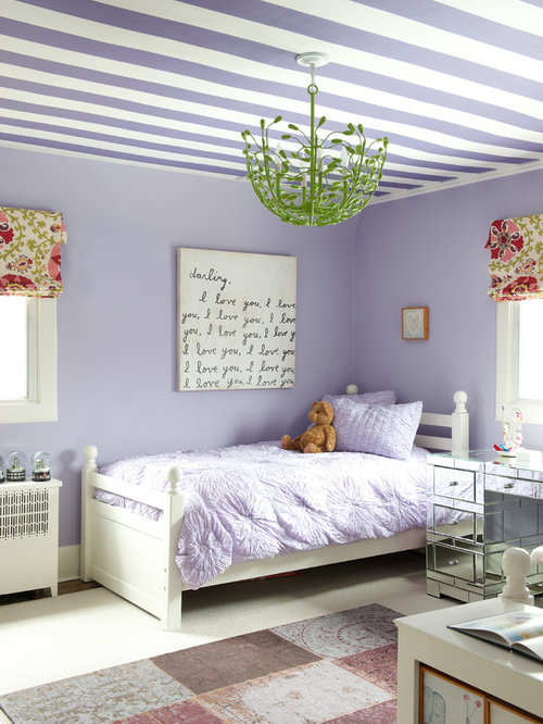 light purple wall houzz