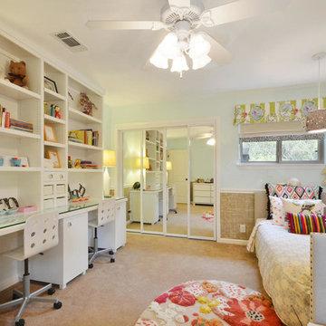 Rising Hills Circle Twins Room