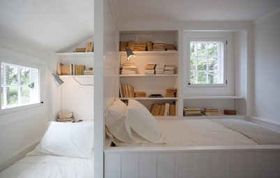 Cozy Nooks Help Houseguests Sleep Tight