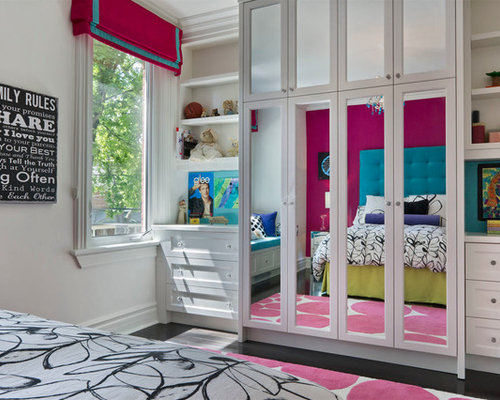 High Quality Transitional Teen Room Idea In Toronto