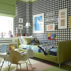 Contemporary Kids by Robert Passal Interior & Architectural Design