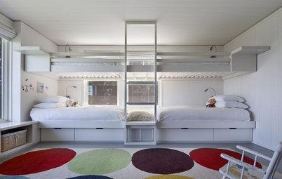 Dreamy Clean Kids' Rooms