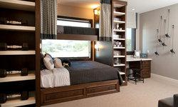 Robeson Design Guys Bedroom Storage Ideas Built In Storage
